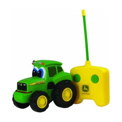 Big Farm Véhicule John Deer : Johnny le Tracteur Radiocommandé