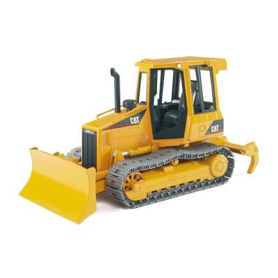 Bruder Véhicule de chantier bulldozer caterpillar