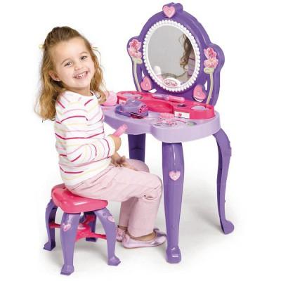 Coiffeuse beauty lovely princess chicos magasin de jouets pour enfants for Coiffeuse pour enfant