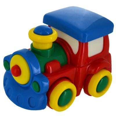 Bébé Découvertes mini véhicules : train