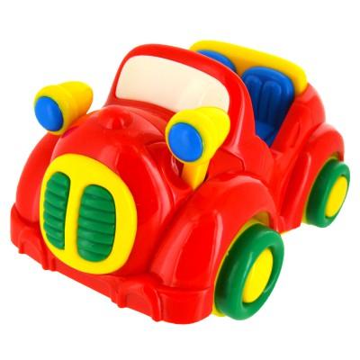 Bébé Découvertes mini véhicules : voiture décapotable