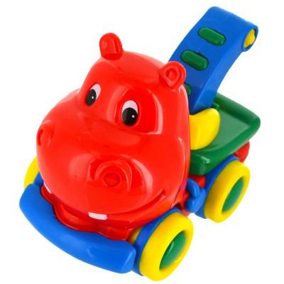 Bébé Découvertes mini véhicules : hippopotame