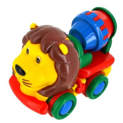 Bébé Découvertes mini véhicules : lion