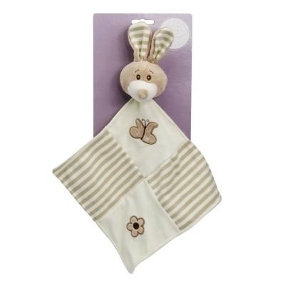 Soft Friends Doudou mouchoir lapin