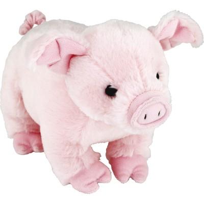 Soft Friends peluche animal de la ferme : cochon