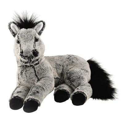 Soft Friends peluche cheval couché 38 cm