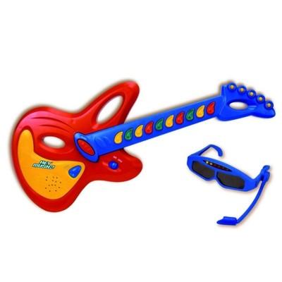 Hey Music Guitare électronique avec lunettes