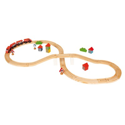 Okoïa Circuit train de voyageurs