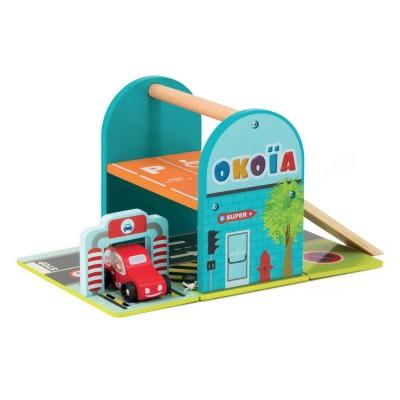 Okoïa Mon premier garage