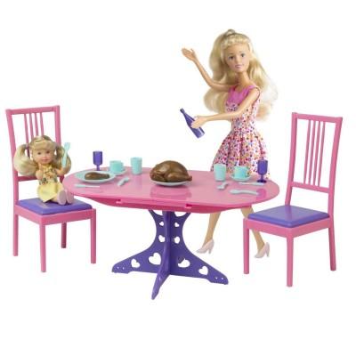 Jenny Poupée jenny : salle à manger