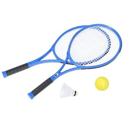 Moov Ngo raquettes de tennis et de badmington : bleu
