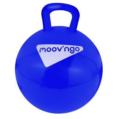 Moov Ngo ballon sauteur bleu