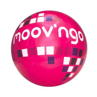 Moov Ngo ballon rose 23 cm