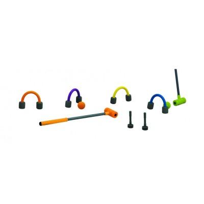 Moov Ngo jeu de croquet en mousse