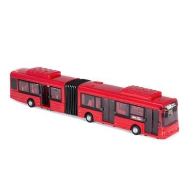John World bus double rouge