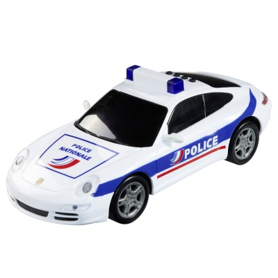 voiture de police interactive porsche john world magasin de jouets pour enfants. Black Bedroom Furniture Sets. Home Design Ideas