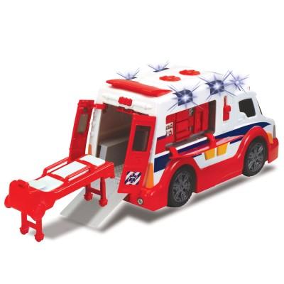 John World ambulance animée