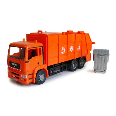 John World camion poubelle