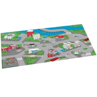 John World tapis de jeux ville
