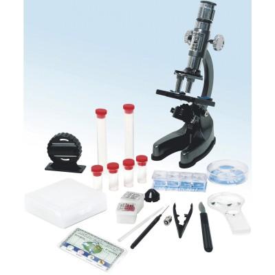 Kaptaia Mallette microscope