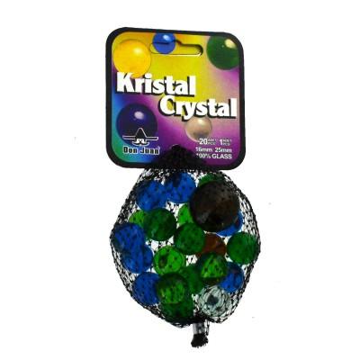 LGRI Sac de billes : Crystal