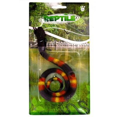 Lgri Animal réaliste : reptile : serpent 3 couleurs