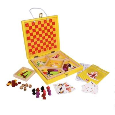 LGRI Nain jaune et 100 règles de jeux
