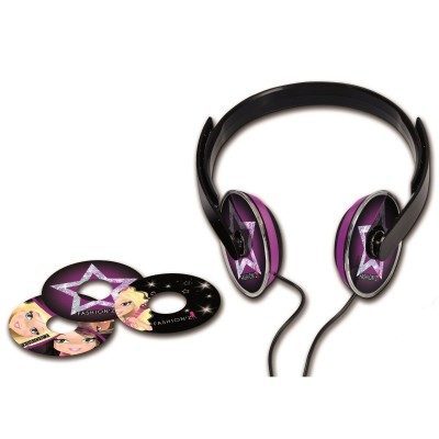 LGRI Casque audio personnalisable Fashion'z