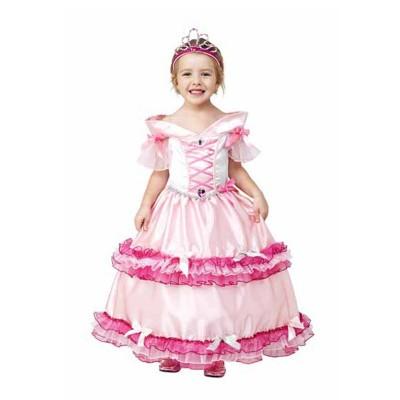 LGRI Déguisement de princesse : Robe de Princesse Chloé : 3/5 ans
