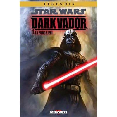 LGRI Bande dessinée Star Wars : Dark Vador 1 : La purge Jedi