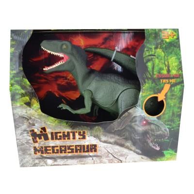 Lgri Dinosaure animé : vélociraptor