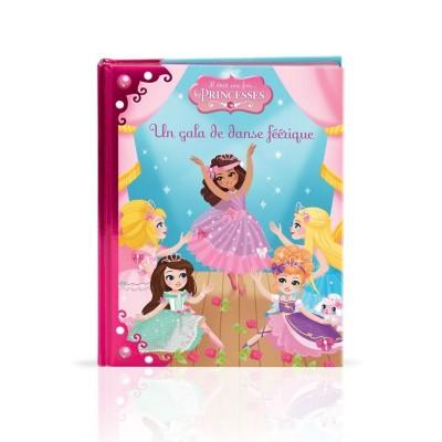 LGRI Livre Il était une fois les princesses Tome 2 : Un gala de danse féérique