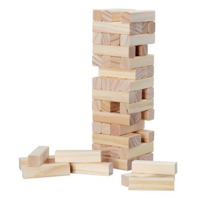LGRI Jeu de constrution en bois : Tour folle