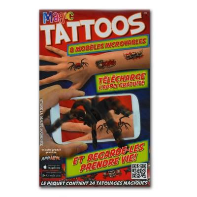 Lgri Tatouages 3d : garçons