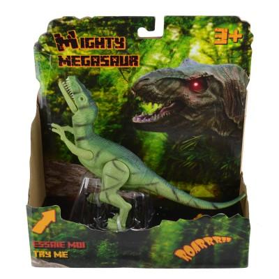Lgri Dinosaure électronique : vélociraptor