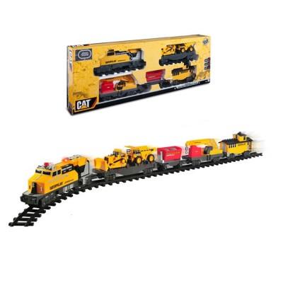 Lgri Circuit de trains : caterpillar train express