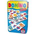 Schmidt Jeu de poche : Domino Junior