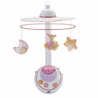 Chicco Mobile Double Projection rose