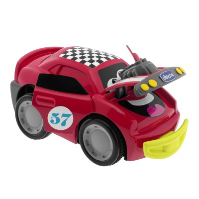 Chicco Voiture turbo touch crash : rouge