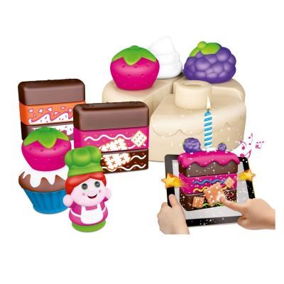 Chicco Blocs de construction app toys : pâtisserie