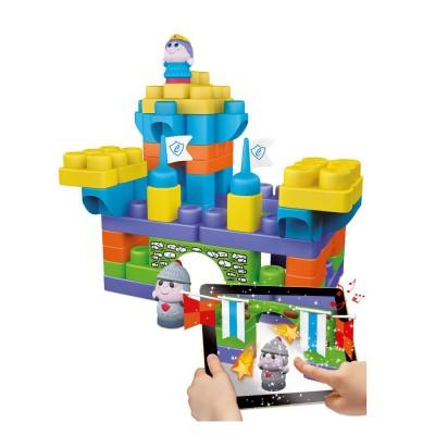 Chicco Blocs de construction app toys : 70 pièces : château
