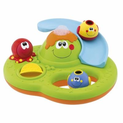 Chicco Jouet pour le bain : Bubble Island. Jouet pour le bain : Bubble Island