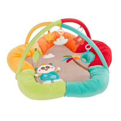 Babysun Tapis d'éveil cocon jungle heroes