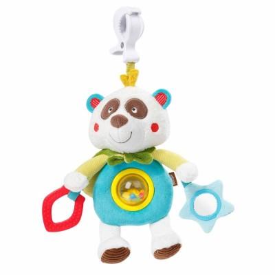 Babysun Doudou d'activités jungle heroes : panda