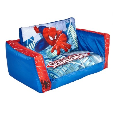 Room Studio canapé convertible gonflable spiderman