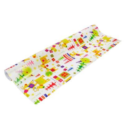 Beaumont Papier cadeau largeur 50 cm : joyeux noël
