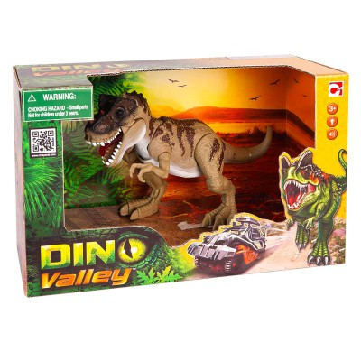 Chap Mei figurine dino valley : dinosaure sonore (à l'assortiment)