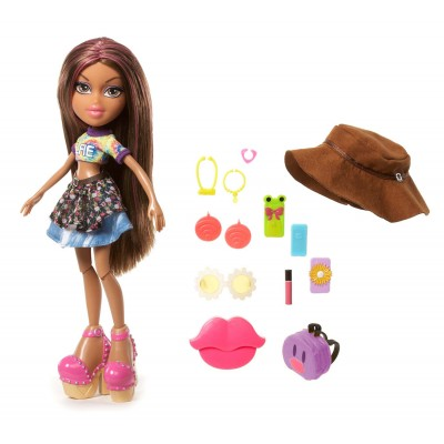 Splash Toys poupée bratz selfie : yasmin