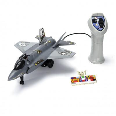 Goldlok Avion filoguidé air force : x-35