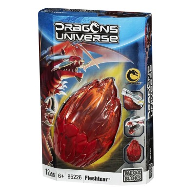 Megabloks Oeuf dragons universe